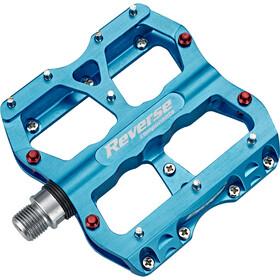 Reverse Escape Pedals light blue